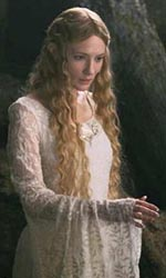 Galadriel explains the nutritional benefits of Lembas Bread
