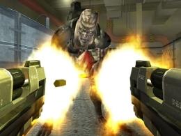 Area 51 in 2004 -- Doom style!