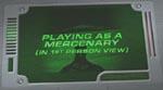 View the Mercenary Gameplay Movie (17mb)