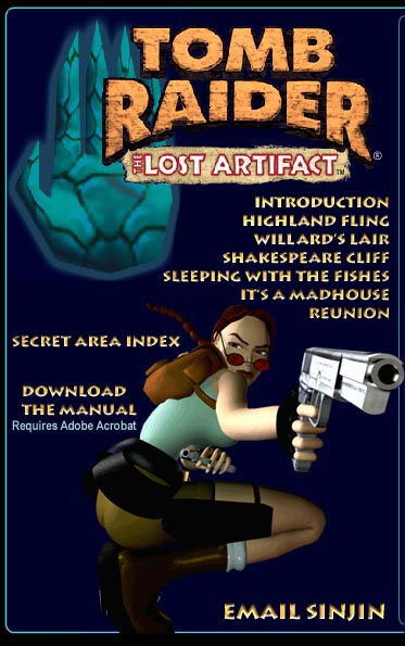 tomb raider the lost artifact free download
