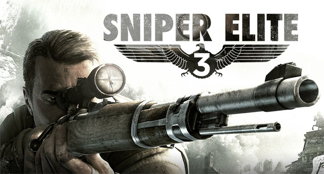 GC Live Plays Sniper Elite 3 on the PS4