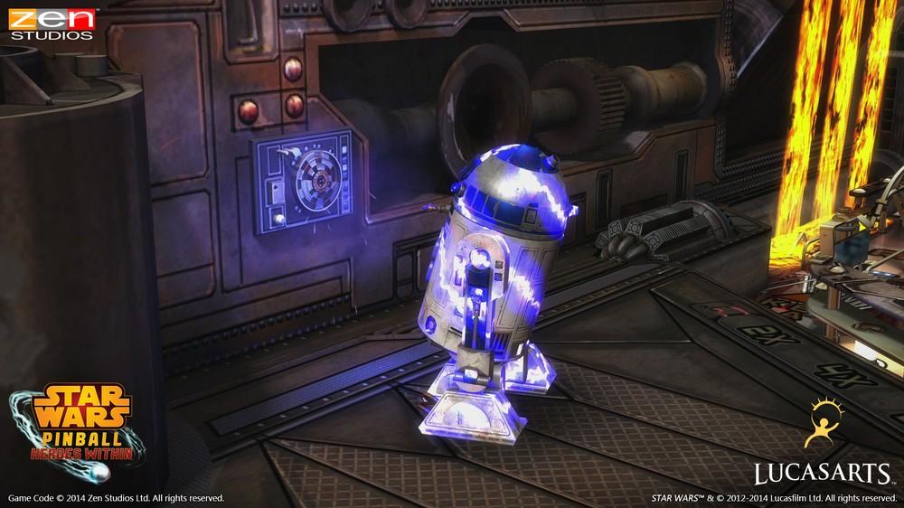 SWP Droids R2-D2