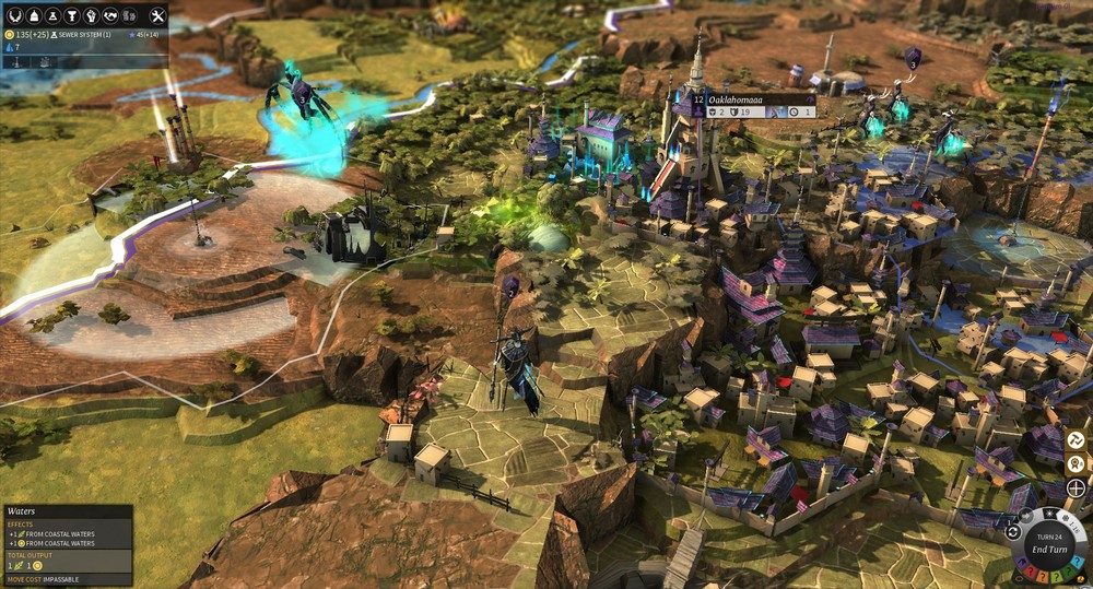 Ardent Mages_City Screenshot