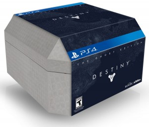Destiny PS4 Ghost Edition_packshot