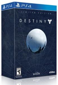 Destiny PS4 Limited Edition_packshot