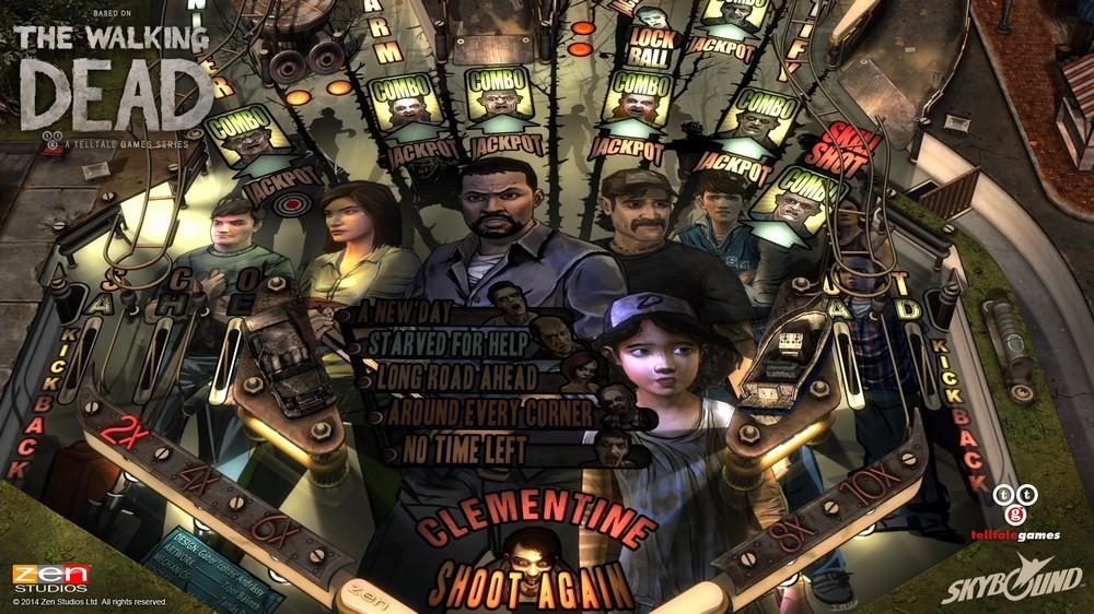 The Walking Dead Pinball - 4