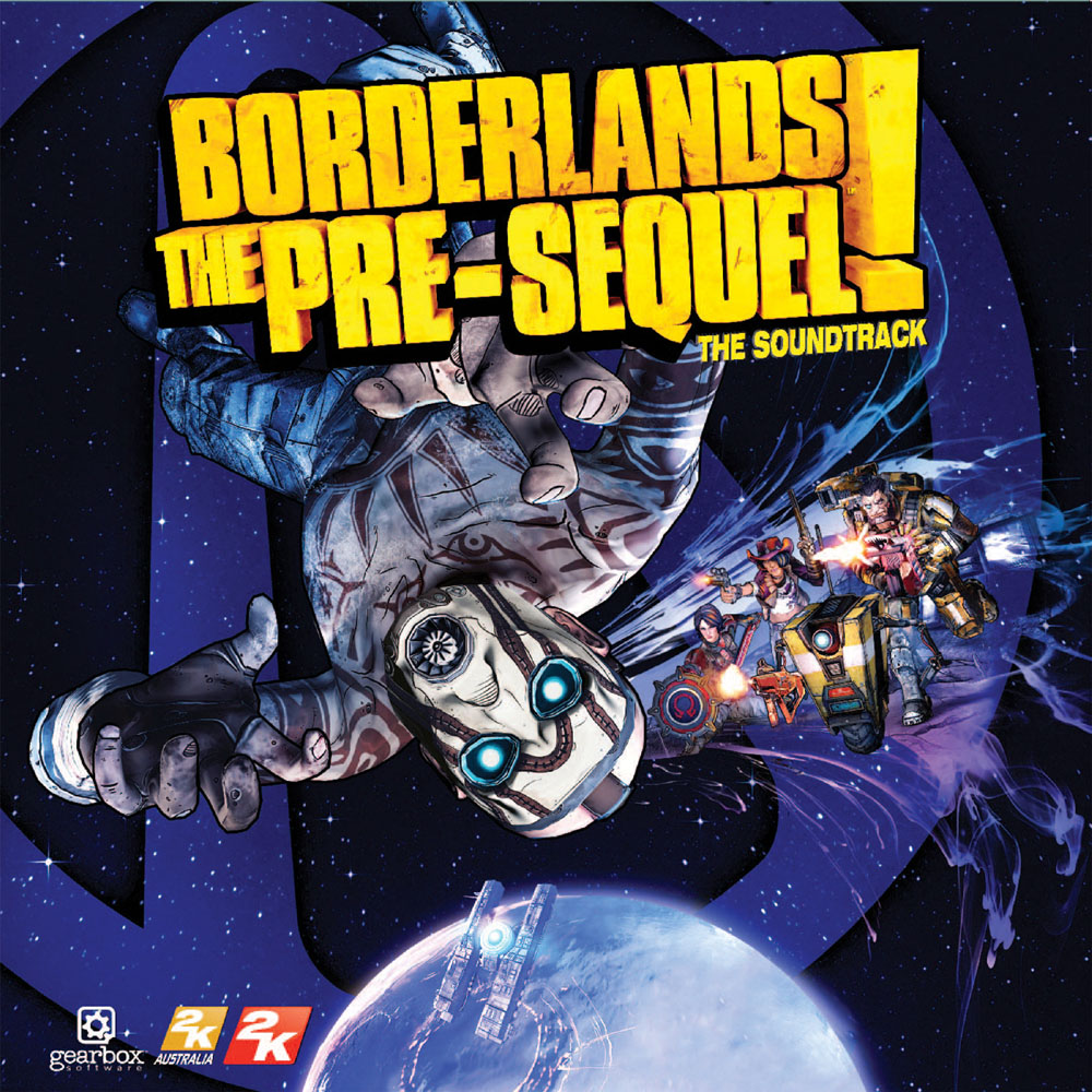 Borderlands Pre-Sequel Cover