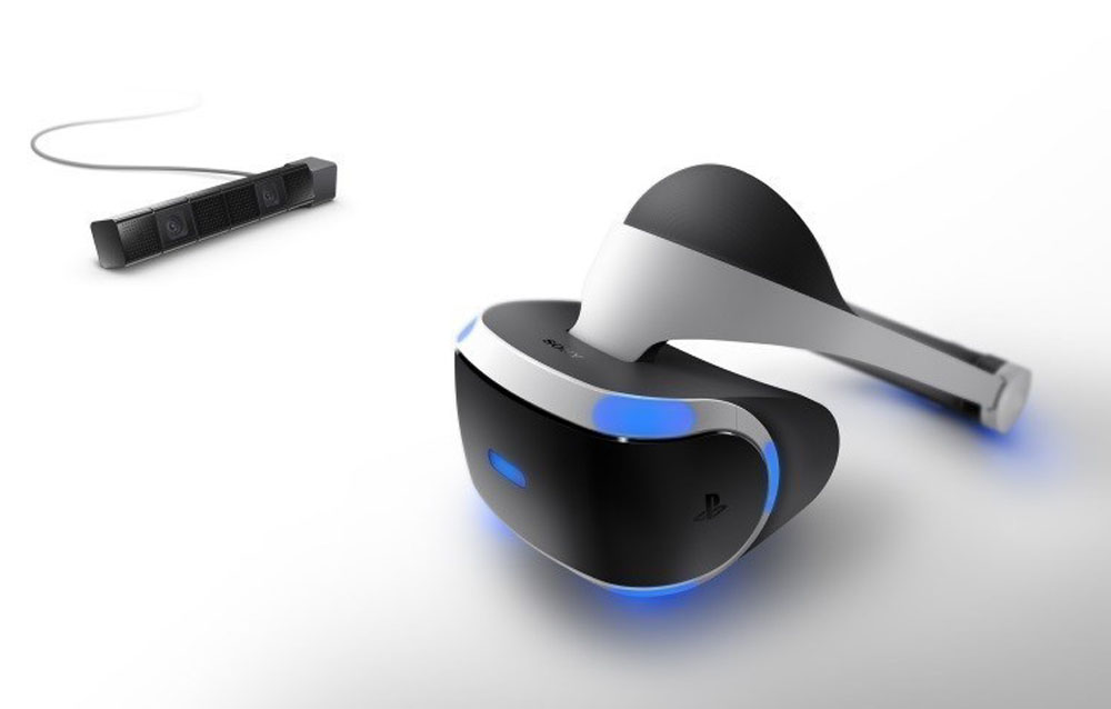 Sony Computer Entertainment Inc Project Morpheus