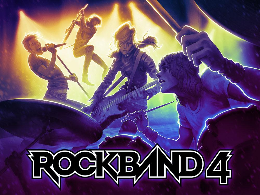 rockband4poster