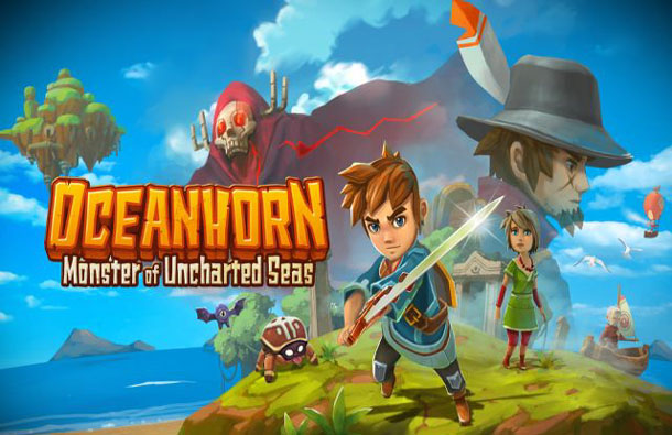 Oceanhorn Monster Of Uncharted Seas Review Playstation 4