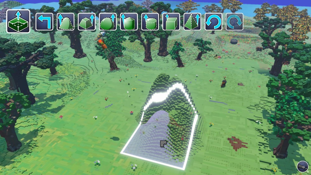 LEGO Worlds_terrain_tool