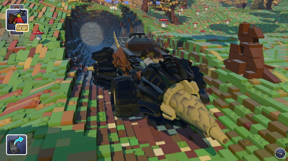 LEGO Worlds_vehicles_digger