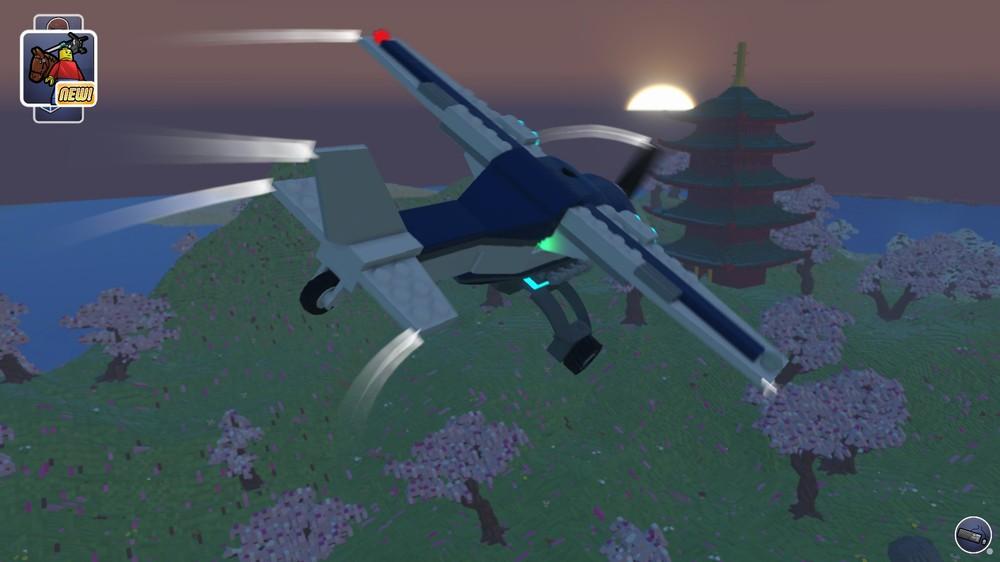 LEGO Worlds_vehicles_plane