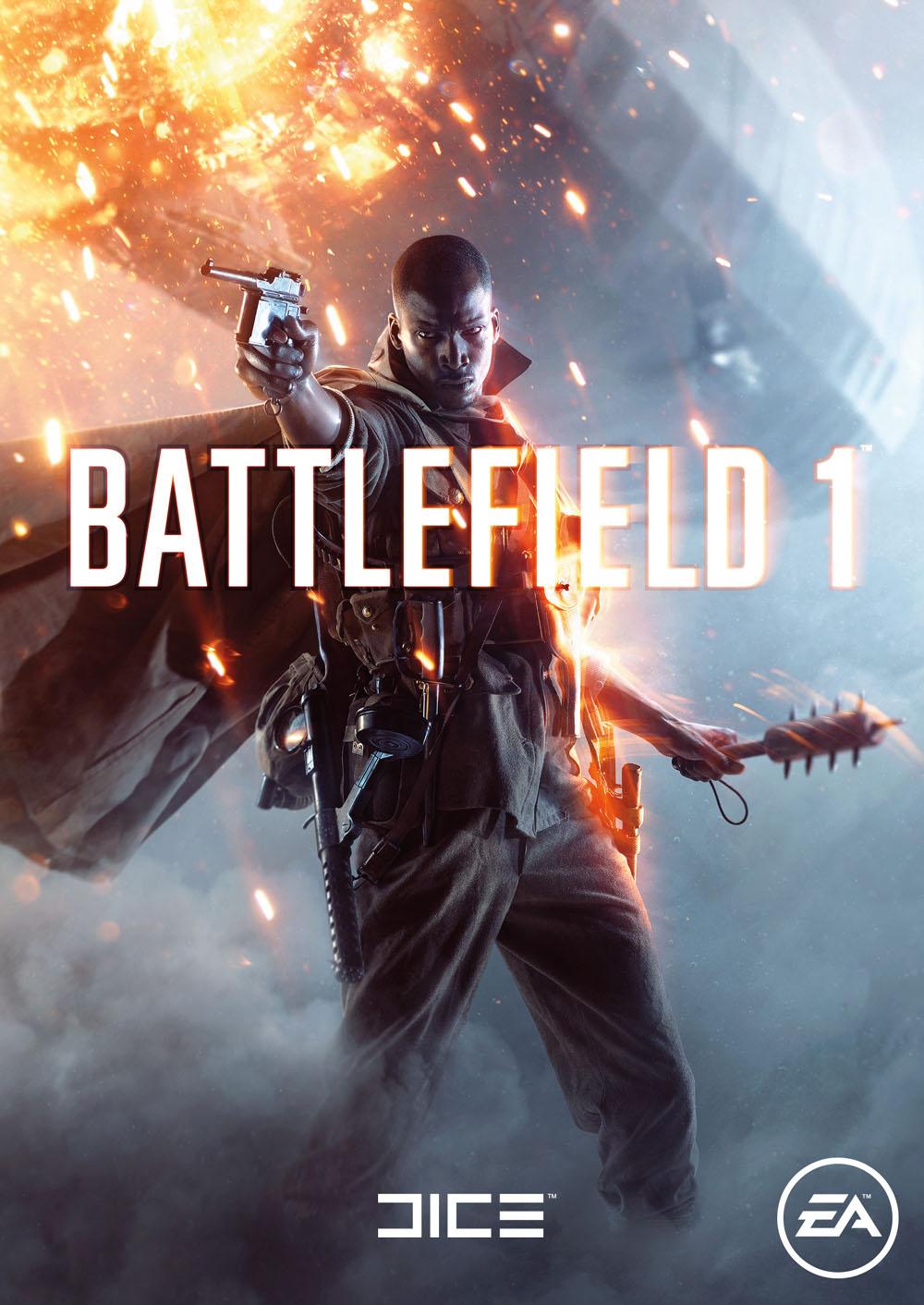 Battlefield1 poster