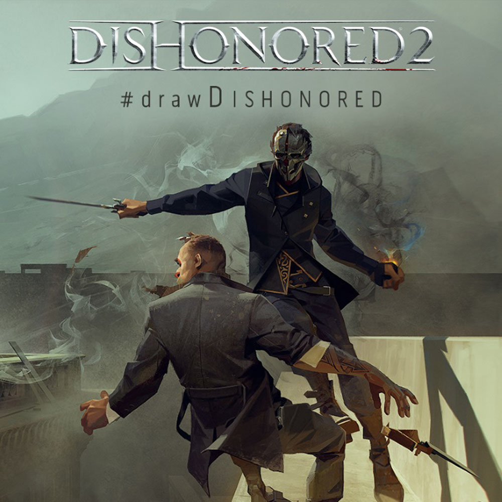 drawDishonored - Fan Art Contest