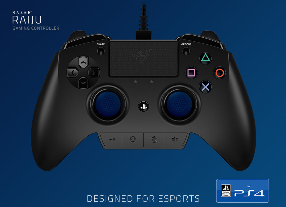 Razer Launches Playstation 4 Controller Game Chronicles Well, not going out during heavy rain is the best though. game chronicles