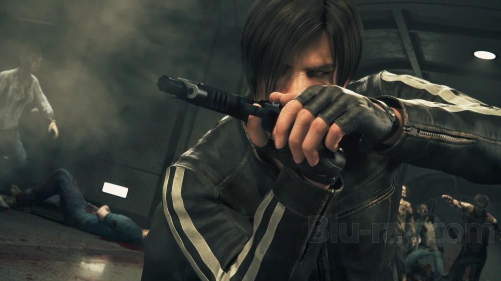 Resident Evil Vendetta 4k Blu Ray Review Game Chronicles