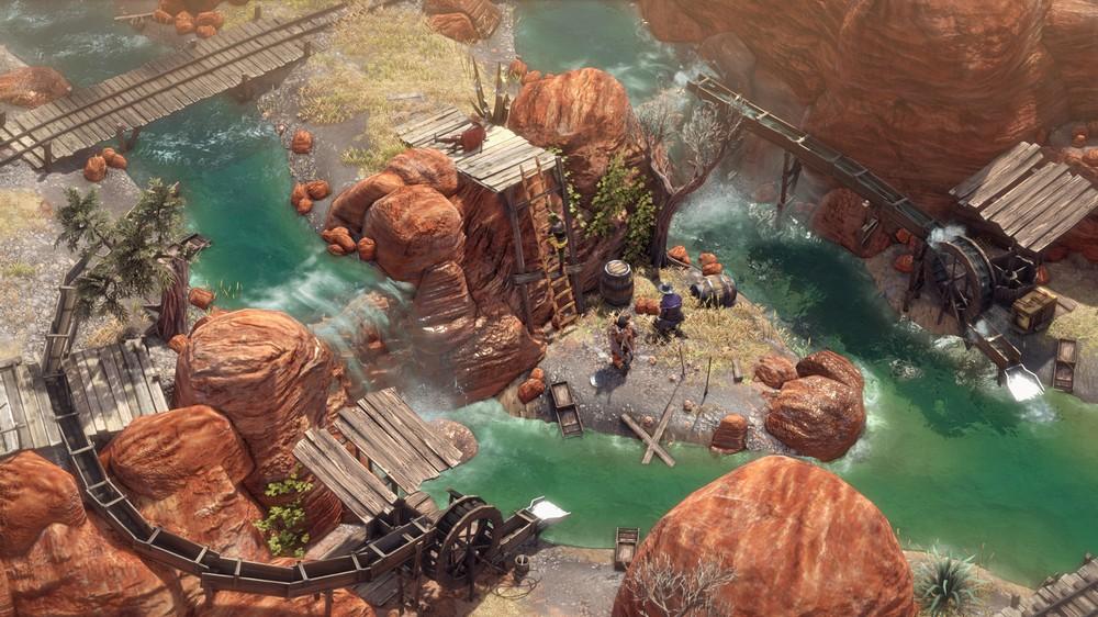 Desperados Iii Review Pc Game Chronicles