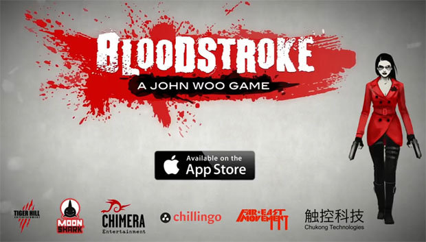 Chillingo Launches Bloodstroke: A John Woo Game on the App Store