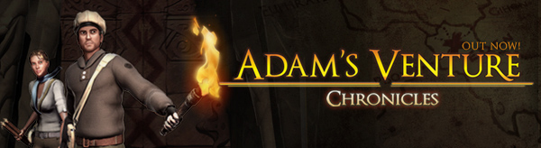 Adam's Venture Chronicles out now on PlayStation 3 – Launch Trailer & Contest