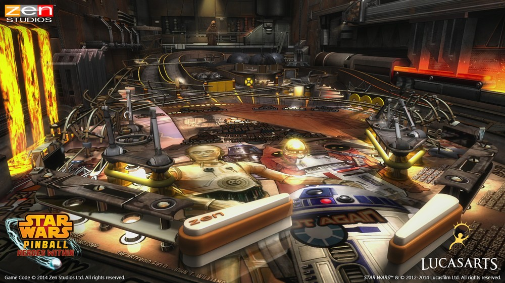 SWP Droids Playfield Zoom