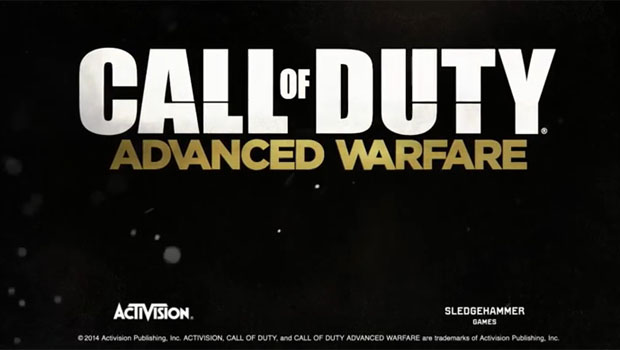 """Official Call of Duty: Advanced Warfare – """"Induction"""" Gameplay Video"""
