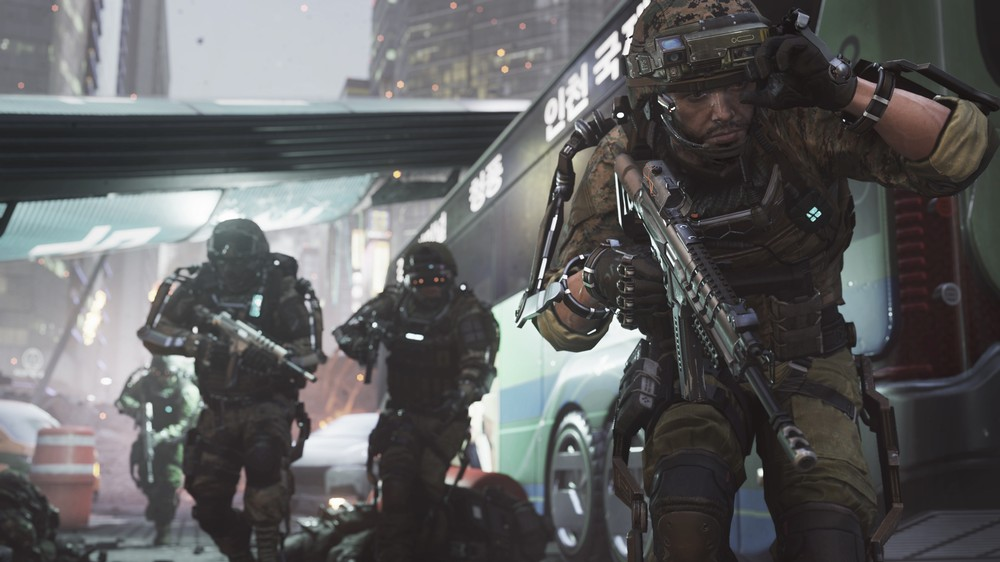 CoD AW_Induction_Rush