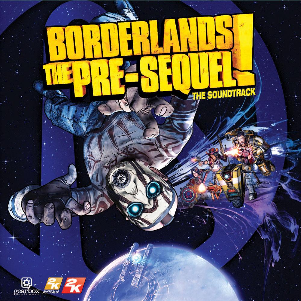 Borderlands Pre-Sequel Cover