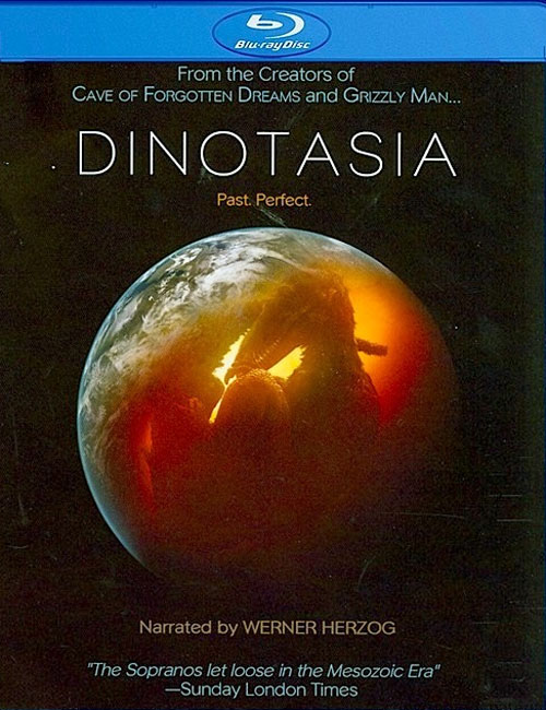 Dinotasia Blu-ray Review