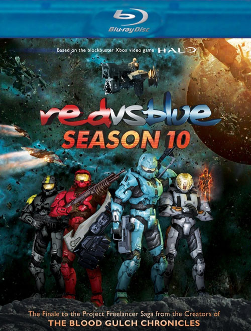 Red vs. Blue: Season 10 Blu-ray Review