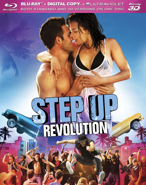Step Up 4: Revolution 3D Blu-ray Review