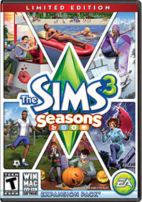 The Sims 3 Seasons Limited Edition Review – PC