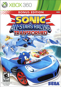 Sonic & All-Stars Racing Transformed Review – Xbox 360