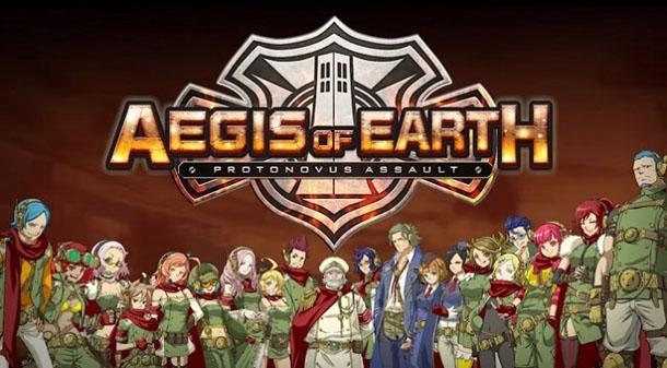 Aegis of Earth: Protonovus Assault Review – PS4, PS3, Vita