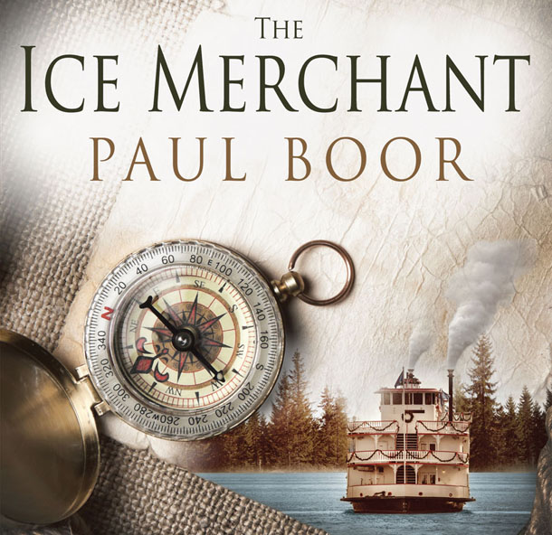 The Ice Merchant – Author Interview with Paul Boor