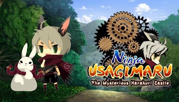 Ninja Usagimaru: The Mysterious Karakuri Castle Review – 3DS