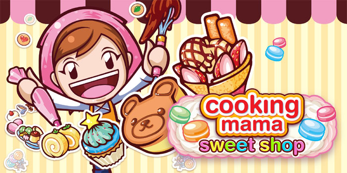 Cooking Mama: Sweet Shop Review – 3DS