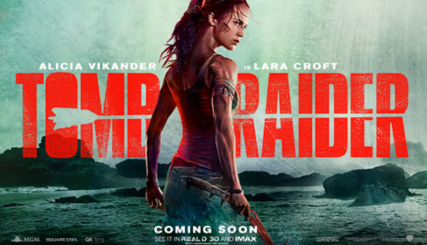 Tomb Raider: Watch the New Trailer Now!