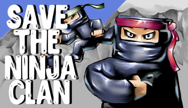 Save the Ninja Clan Review – PS Vita