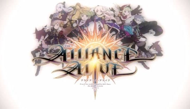 The Alliance Alive Review – 3DS