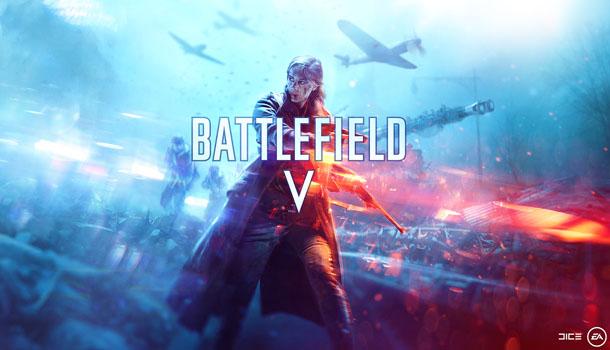NVIDIA Reveals New Battlefield V PC Gameplay Video