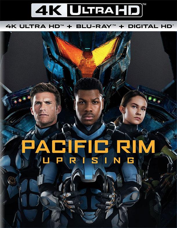 Pacific Rim: Uprising 4K Blu-ray Review