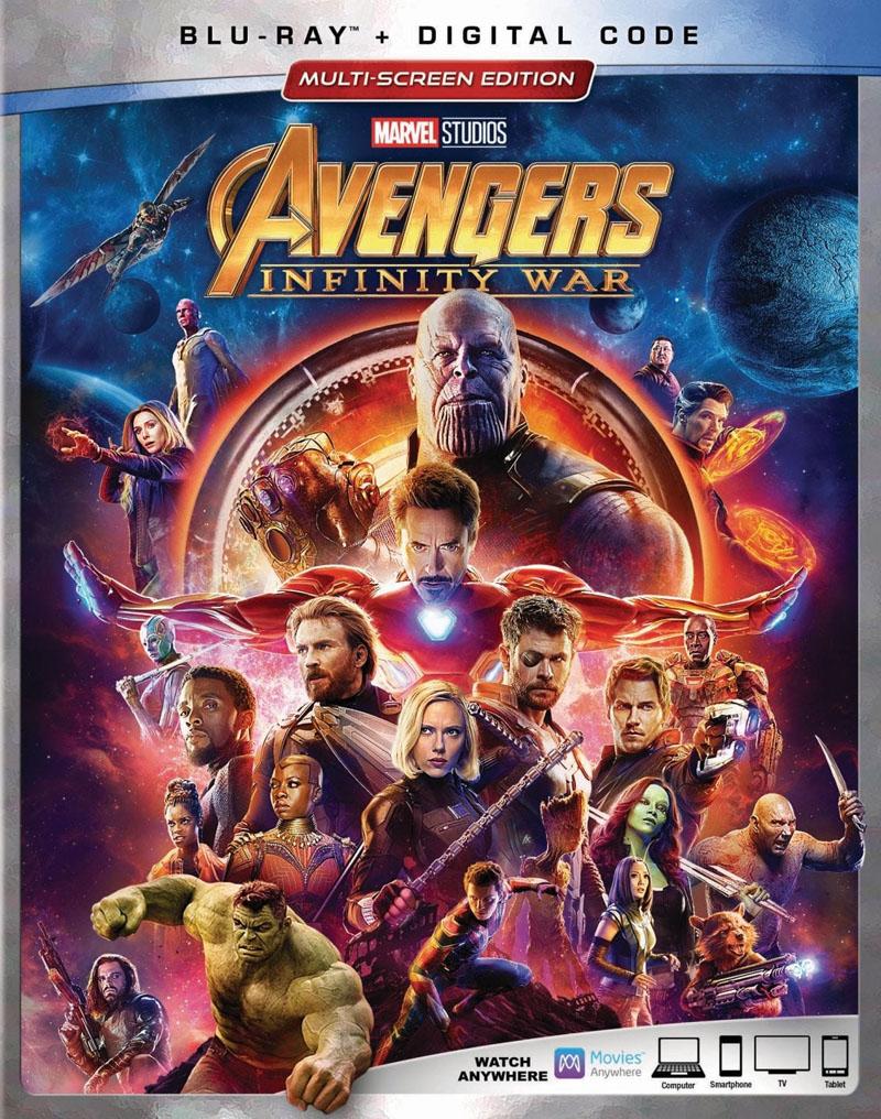 Avengers: Infinity War Blu-ray Review
