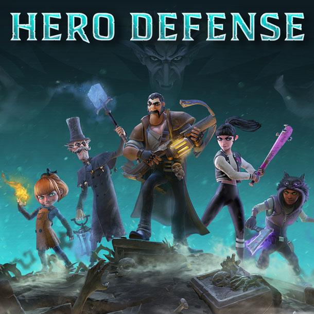 Hero Defense Review – Xbox One