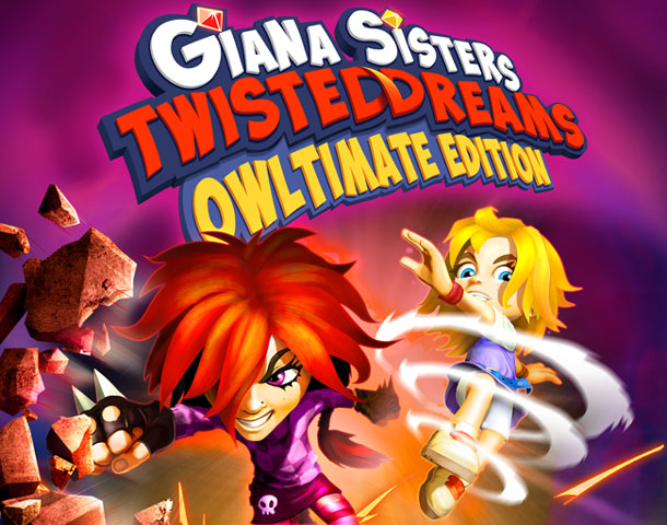 Giana Sisters: Twisted Dreams – Owltimate Edition Review – Switch