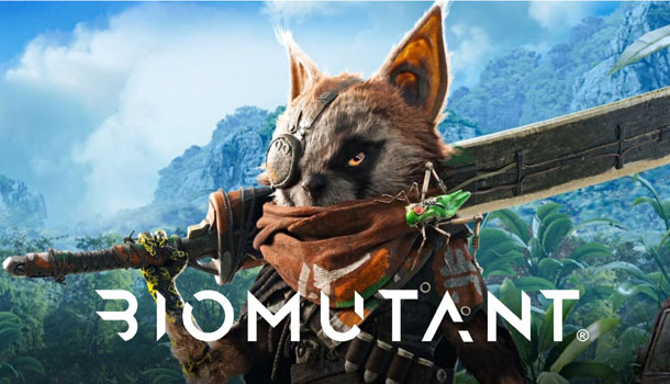 Raw and unedited Biomutant gameplay footage on PS5 and Xbox Series X