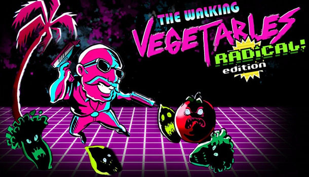 The Walking Vegetables: Radical Edition Review – Xbox One