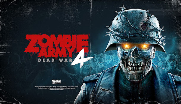 REBELLION PRESENTS FIRST LOOK AT ZOMBIE ARMY 4: DEAD WAR GAMEPLAY