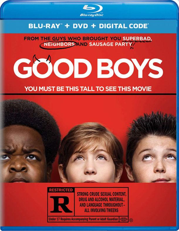 Good Boys Blu-ray Review