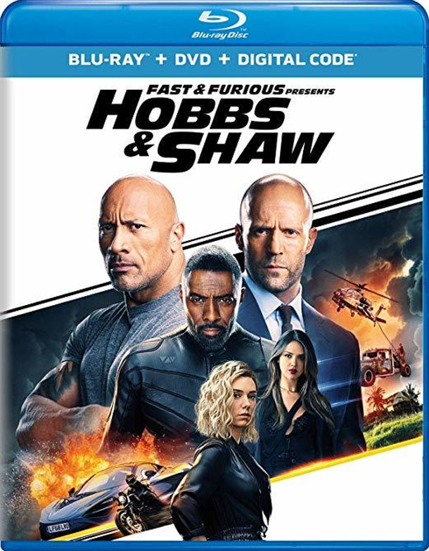 Fast & Furious Presents: Hobbs & Shaw Blu-ray Review